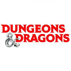 Dungeons & Dragons Logo Square