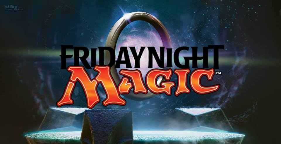 Friday Night Magic – Booster Draft