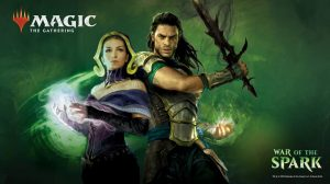 Magic the Gathering War of Spark Release Weekend @ Adventure Games
