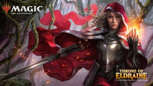 Magic the Gathering Throne of Eldraine Pre-release Weekend @ Adventure Games