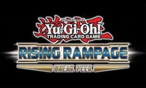 YuGiOh Sneak Peek - Rising Rampage
