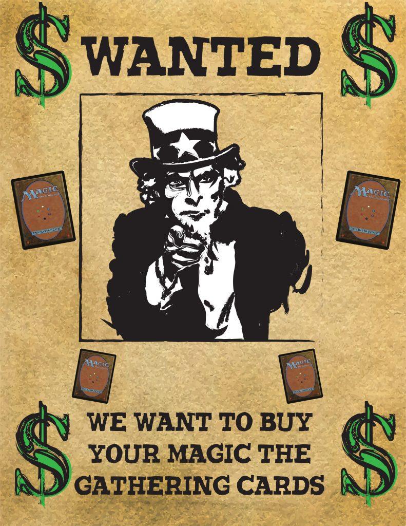 Magic Wanted