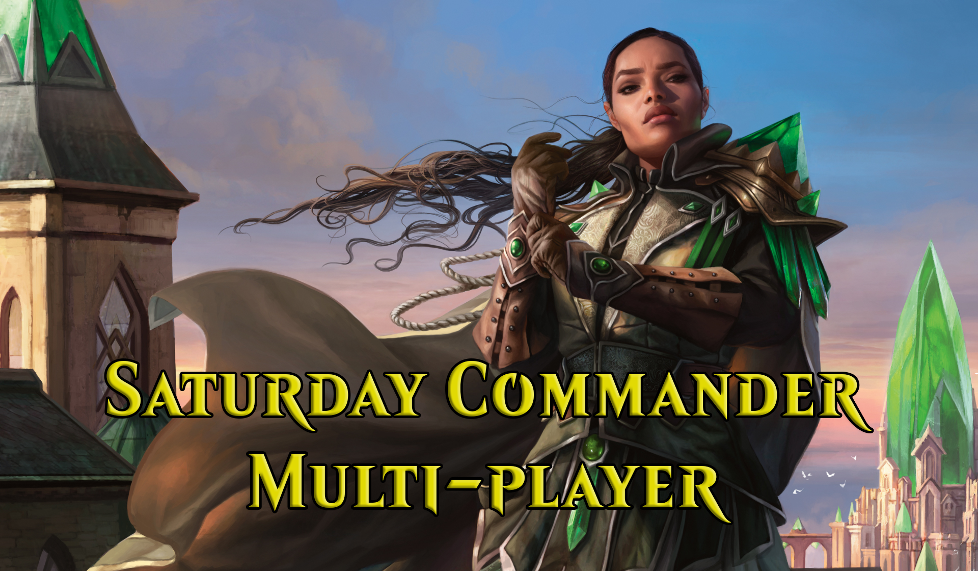 Magic the Gathering Commander Multi-Player